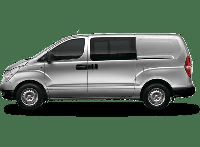 H-1 Van 6-seats *